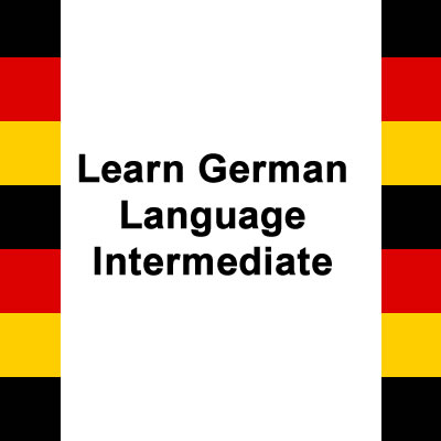 Learn German Language Intermediate Level